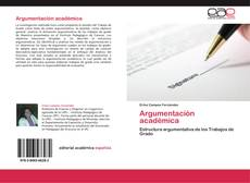 Bookcover of Argumentación académica