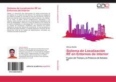 Bookcover of Sistema de Localización RF en Entornos de Interior