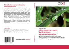 Capa do livro de Silicofitolitos como indicadores paleoambientales