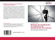 Buchcover von Métodos de clasificación en el proceso de identificación de oradores