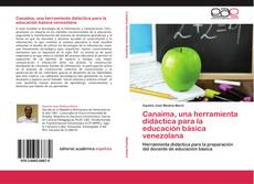 Bookcover of Canaima, una herramienta didáctica para la educación básica venezolana