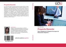 Bookcover of Proyecto Docente