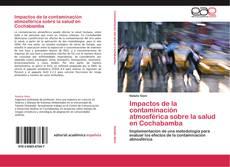 Impactos de la contaminación atmosférica sobre la salud en Cochabamba的封面