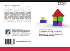 Portada del libro de Aprender Arquitectura