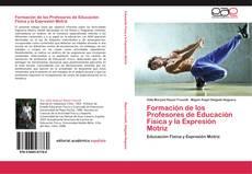 Portada del libro de Formación de los Profesores de Educación Física y la Expresión Motriz