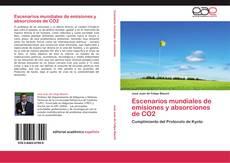 Portada del libro de Escenarios mundiales de emisiones y absorciones de CO2