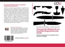 Capa do livro de Proceso de Diseño de un Cuchillo Ergonómico de Corte