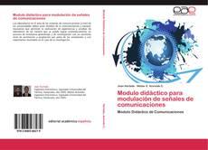 Portada del libro de Modulo didáctico para modulación de señales de comunicaciones