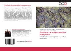 Обложка Ensilado de subproductos pesqueros