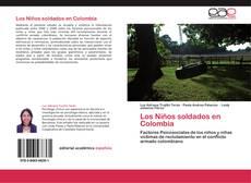 Portada del libro de Los Niños soldados en Colombia