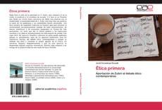 Bookcover of Ética primera