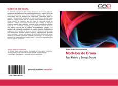 Capa do livro de Modelos de Brana