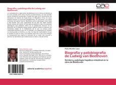 Copertina di Biografía y patobiografía de Ludwig van Beethoven