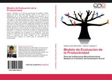 Bookcover of Modelo de Evaluación de la Productividad