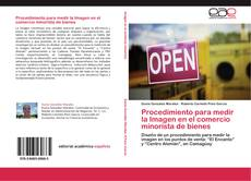 Обложка Procedimiento para medir la Imagen en el comercio minorista de bienes