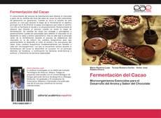 Обложка Fermentación del Cacao