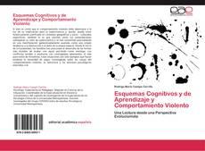 Portada del libro de Esquemas Cognitivos y de Aprendizaje y Comportamiento Violento