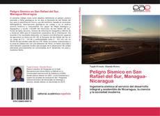 Bookcover of Peligro Sísmico en San Rafael del Sur, Managua-Nicaragua