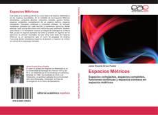 Bookcover of Espacios Métricos