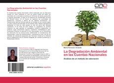 Copertina di La Degradación Ambiental en las Cuentas Nacionales