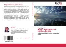 Portada del libro de ARCO: Antenas con control del haz