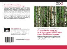 Portada del libro de Consulta del Negro y prácticas socioculturales en el Castillo de Jagua