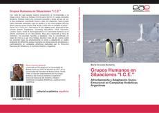 """Capa do livro de Grupos Humanos en Situaciones """"I.C.E."""""""