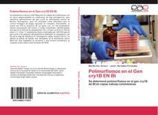 Polimorfismos en el Gen cry1B EN Bt的封面