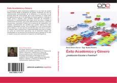 Capa do livro de Éxito Académico y Género