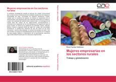 Bookcover of Mujeres empresarias en los sectores rurales