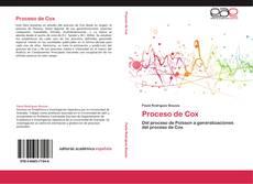 Обложка Proceso de Cox