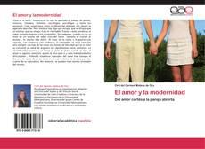 Portada del libro de El amor y la modernidad