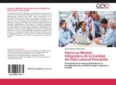 Portada del libro de Hacia un Modelo Integrativo de la Calidad de Vida Laboral Percibida