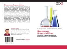 Portada del libro de Biosensores Amperométricos