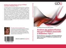 Portada del libro de Análisis de polimorfismos del gen PTPN22 asociado a Diabetes Tipo 1