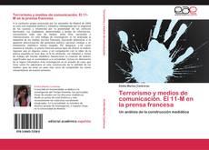Обложка Terrorismo y medios de comunicación. El 11-M en la prensa francesa