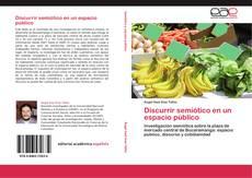 Bookcover of Discurrir semiótico en un espacio público