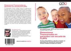 Portada del libro de Dimensiones Transversales en pacientes con secuela de FLAPU