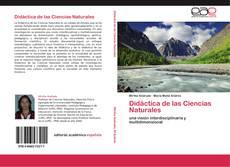Didáctica de las Ciencias Naturales的封面