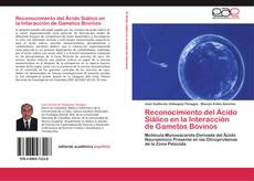 Bookcover of Reconocimiento del Ácido Siálico en la Interacción de Gametos Bovinos
