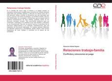 Capa do livro de Relaciones trabajo-familia