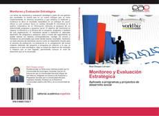 Monitoreo y Evaluación Estratégica kitap kapağı
