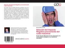Portada del libro de Solución del Impacto Negativo proveniente del ruido industrial