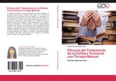 Portada del libro de Eficacia del Tratamiento de la Cefalea Tensional con Terapia Manual
