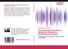 Invariancia de Escala en Sistemas Clásicos y Cuánticos con Caos的封面