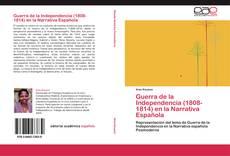 Portada del libro de Guerra de la Independencia (1808-1814) en la Narrativa Española
