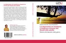 Portada del libro de La depresión en hombres y mujeres a través del desarrollo adulto