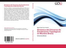 Capa do livro de Dinámica del Universo de Condiciones Topológicas en Mundos Brana