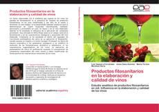 Portada del libro de Productos fitosanitarios en la elaboración y calidad de vinos