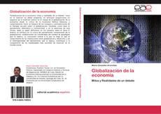Portada del libro de Globalización de la economía